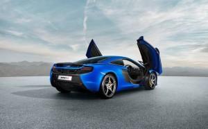 Фото нового спорткара McLaren появилось в интернете