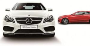 В Японии появится спецверсия Mercedes-Benz E-Class Coupe