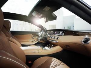 Новое купе Mercedes-Benz S-Class представлено