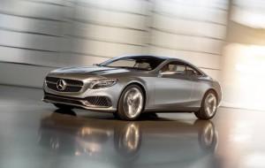 Mercedes-Benz S-Class Coupe 2015 показан на официальном фото
