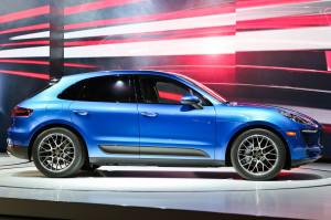 Планируется выпуск гибридной версии Porsche Macan