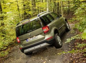 ГАЗ начал серийно выпускать обновленную Skoda Yeti