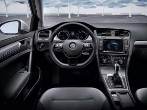 Volkswagen e-Golf вышел на рынок Германии