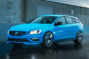 Volvo показал в Чикаго «горячие» Volvo S60 и V60 Polestar