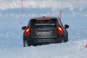 Новый Volvo XC90 «засветился» вовремя тестов
