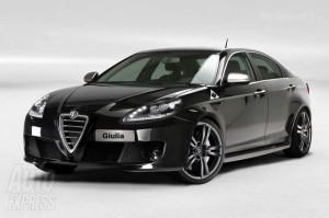 Alfa Romeo запланировала представительский седан