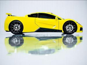 Arash представляет новый спорткар – AF8