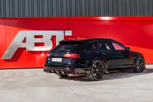 ABT Sportsline представит тюнинг-модификацию Audi RS6 в Женеве