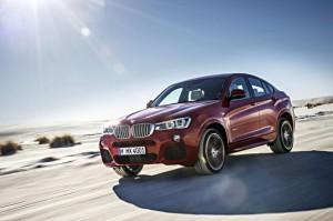 Стали известны цены на новый кроссовер BMW X4