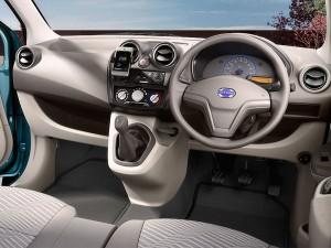 Datsun Go выходит на индийский рынок