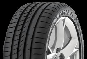 Goodyear выпускает шины для кроссоверов и внедорожников с новой маркировкой