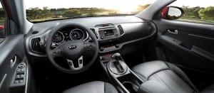 В Женеве представили «освеженный» Kia Sportage