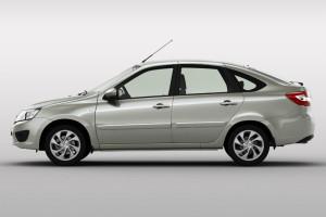 Хэтчбек Lada Granta выйдет на рынок в июне по цене 314-478 тысяч рублей