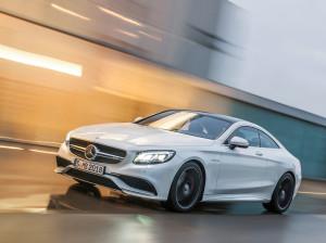 Представлено «горячее» купе Mercedes-Benz S 63 AMG
