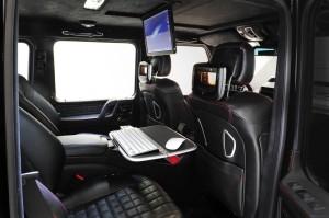 Тюнинг Mercedes-Benz G65 AMG – Brabus 800 iBusiness