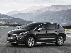 Peugeot 3008 выходит на российский рынок
