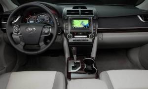 Обновленную Toyota Camry покажут 15 апреля в Нью-Йорке