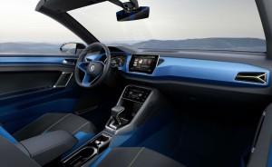 Volkswagen T-ROC – большие шансы пойти в серию