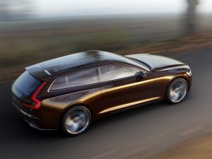 Вероятно Volvo Concept Estate пойдет в серию