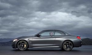 Представлен «заряженный» кабриолет BMW M4