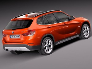 Следующее поколение BMW X1 получит гибридную модификацию