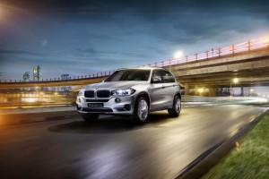 Дебют BMW X5 eDrive состоится в Нью-Йорке