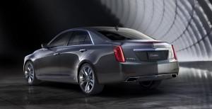 Новое поколение седана Cadillac CTS в России будет стоить 1 млн 995 тыс рублей