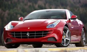Суперкар Ferrari FF получит новый кузов