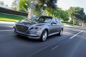 Новый Hyundai Genesis возвращается на российский рынок