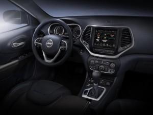 Цена на новое поколение Jeep Cherokee в России составит от 1 млн. 390 тыс. рублей