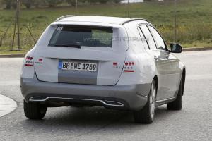 Универсала Mercedes-Benz C-Class представят в этом году