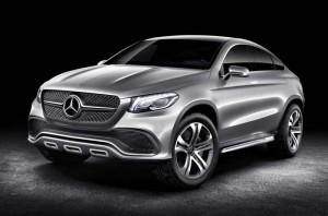 У BMW X6 появится конкурент от Mercedes-Benz - MLC