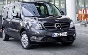 Бензиновый Mercedes-Benz Citan вышел на российский рынок