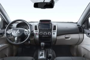 Стартовали продажи Mitsubishi Pajero Sport 2014 модельного года