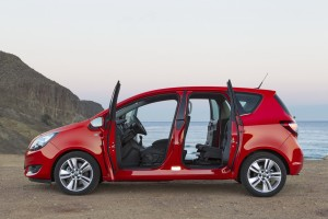 Opel намерен превратить Zafira и Meriva в кроссоверы