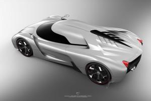 Голландцы из Ugar Sahin анонсировали свою версию Ferrari 458