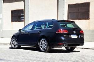 Volkswagen в Нью-Йорке представит прототип Golf Sportwagen