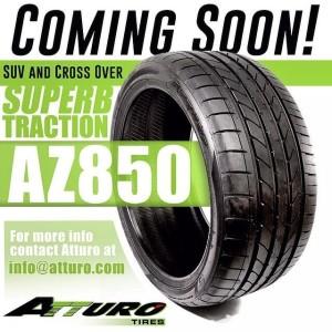 Atturo AZ850 для мощных внедорожников и кроссоверов