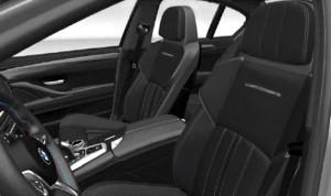В сети появились снимки мощнейшей юбилейной модификации BMW M5