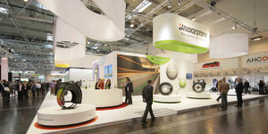 Bridgestone впервые покажет сельскохозяйственные шины