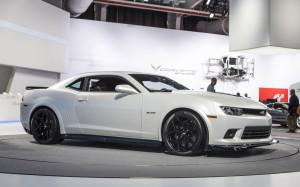 Через два года дебютирует новое поколение Chevrolet Camaro
