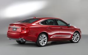 Рестайлинг сделает Chevrolet Impala экономичнее