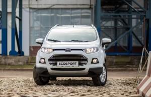 Бюджетный Ford EcoSport вскоре выйдет на российский рынок