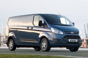 На российский рынок выходит новый Ford Transit Custom