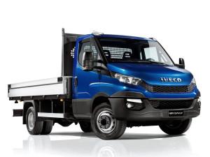 Вскоре на рынке появится новое поколение коммерческих моделей Iveco Daily