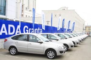 На рынок выходит лифтбек Lada Granta