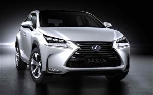 Lexus NX выйдет на российский рынок в 2014 году