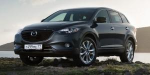 Новую Mazda CX-9 оснастят 4-цилиндровым двигателем