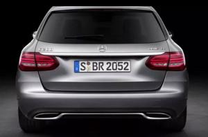 Mercedes-Benz показал новое поколение универсала C-Class