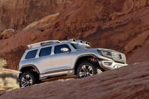 Новый Mercedes-Benz G-Class подвергнется существенной модернизации